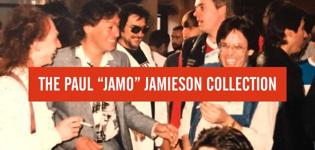 Paul 'Jamo' Jamieson Collection