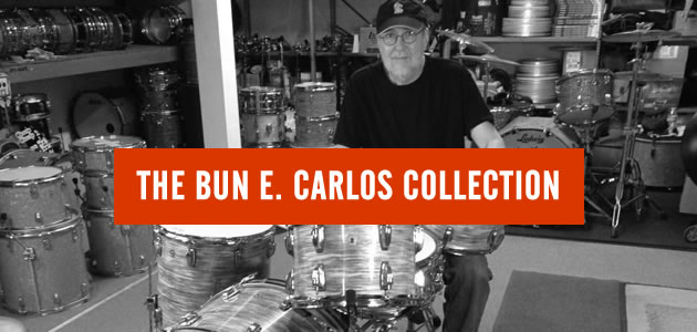 The Bun E. Carlos Collection