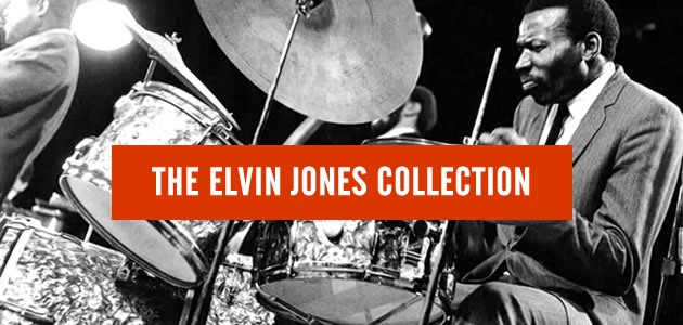 The Elvin Jones Collection