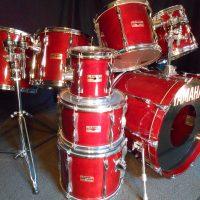 Vinnie Colaiuta Yamaha recording custom