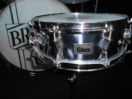 Buddy Rich Fibes snare