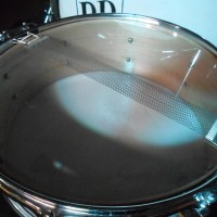 Buddy rich Fibes snare inside