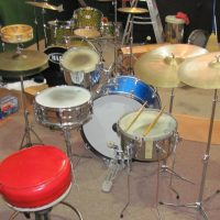 Hal Blaine Phil Spector Timbale Ludwig Gretsch