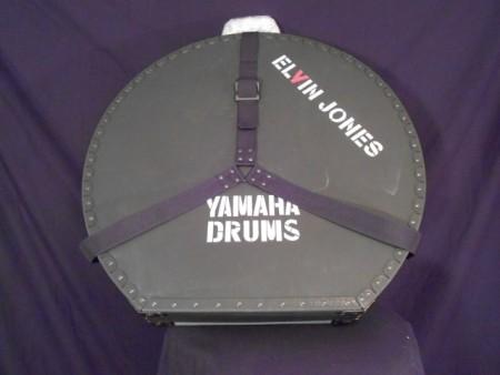 Elvin Jones Yamaha Cymbal case