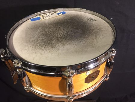 Elvin Jones' Gretch Snare Drum