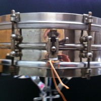 Ludwig Standard 4x14 Nickel Brass