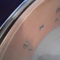 Elvin Jones's Yamaha Maple Custom Drum Set