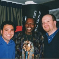 Elvin Jones and John DeChristopher
