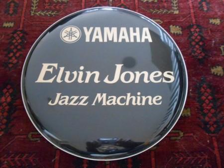 Elvin jones drum head