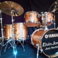 Elvin jones drum head