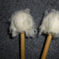 Elvin Jones Bamboo Mallets