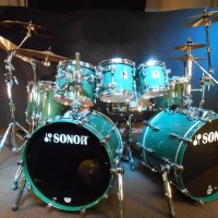 Steve Smith Sonor Journey Drums