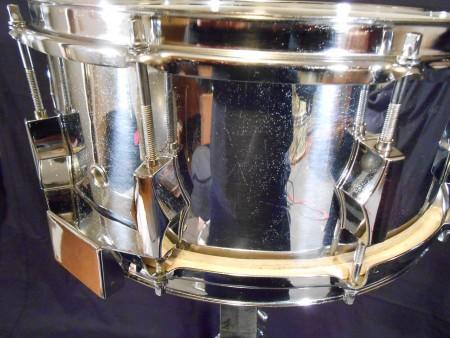 "Fibes Buddy Rich ""Dimuzio Snare Drum"