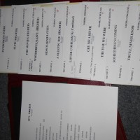 "Barbara Streisand's ""Timeless"" Millenium concert gear"