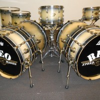 Bryan Hitt, REO Ludwig Epic Drum Set