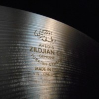 "Elvin Jones 14"" 75th Birthday Cymbal"