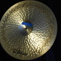"Elvin Jones 21"" Engraved Zildjian K Con"