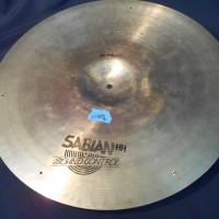 bernard purdie signed sabian HH SC cymbal