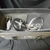 Elvin Jones Duct Tape Trap Case