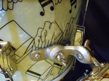 Ludwig Top Hat and Cane 4 Piece