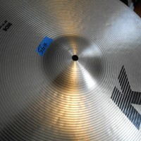 "Elvin Jones' Zildjian 20"" K Ride cymbal"