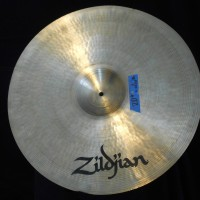 "Elvin Jones' Engraved A Zildjian 20"" Cymbal"