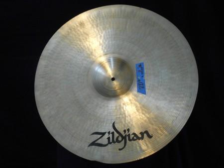 """Elvin Jones' Engraved A Zildjian 20"""" Cymbal"""