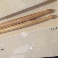 Ringo Starr Drum Stick Art