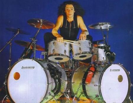 Alex Van Halen Ludwig Donn Bennett S Drum Vaultdonn Bennett S Drum Vault
