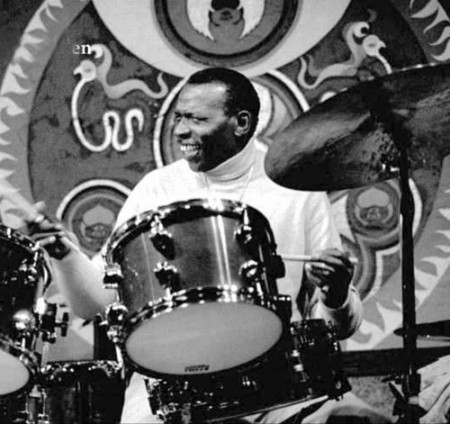elvin jones tama camco