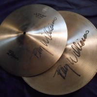 Tony Williams' 1996 Zildjians