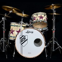 Ringo Starr Abalone Ludwig Drums
