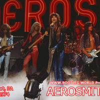 Aerosmith Joey Kramer Clear fibes