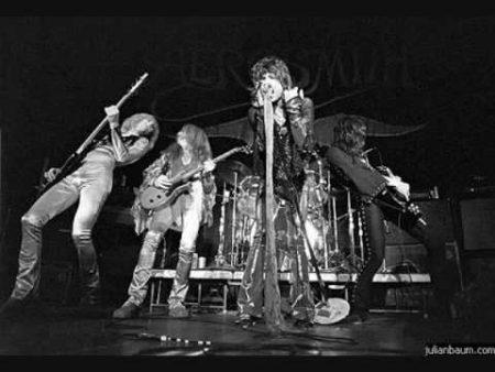 Aerosmith Joey Kramer Clear fibes
