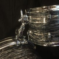 Ludwig Legacy Maple Black Oyster Ringo