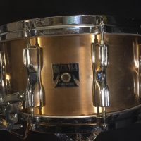 Tama Original 1980s Bell Brass 6.5x14 snare drum
