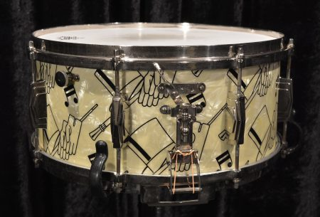 Ludwig Top Hat and Cane 46
