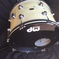 George Way WMP Bass Drum
