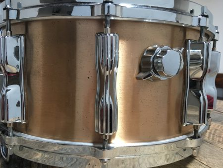 Tama Bell Brass Sound City Studio 6.5x14 snare drum