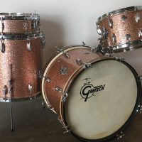 Gretsch 50s Peacock Pearl