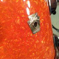 Bun E. Carlos Orange Diamond Cheap Trick