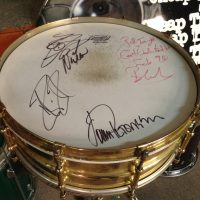 Bun E. Carlos's Cheap Trick 1929 brass Snare drum