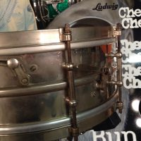 Bun E. Carlos's Cheap Trick Ludwig 1920s New Era