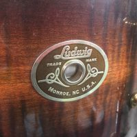 Bun E. Carlos's Cheap Trick Ludwig Prototype Fiddleback