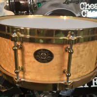 Bun E. Carlos's Cheap Trick Ludwig Millennium Curly Maple