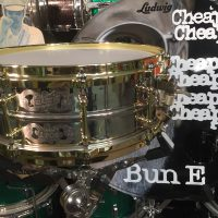 Bun E. Carlos's Cheap Trick Ludwig Kirchler 1930 Standard Re-issue