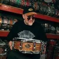 Bun E. Carlos's Cheap Trick Ludwig Signature Set and Snare #2, $14,995. The ONLY Matched Set!