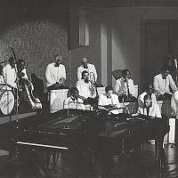 Rufus Speedy Jones Slingerland Duke Ellington