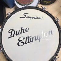 Rufus speedy Jones duke Ellington Slingerland