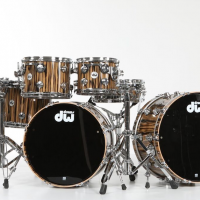 Ginger Baker DW Drum Set
